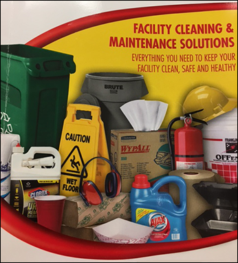 LCS offers easy online ordering for all your janitorial supply needs.