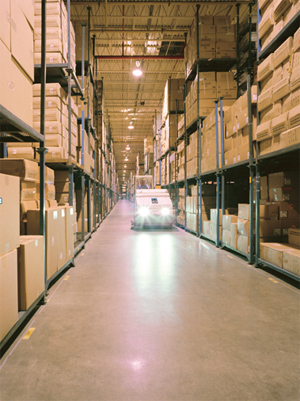 Warehouse & Distribution Center Cleaning